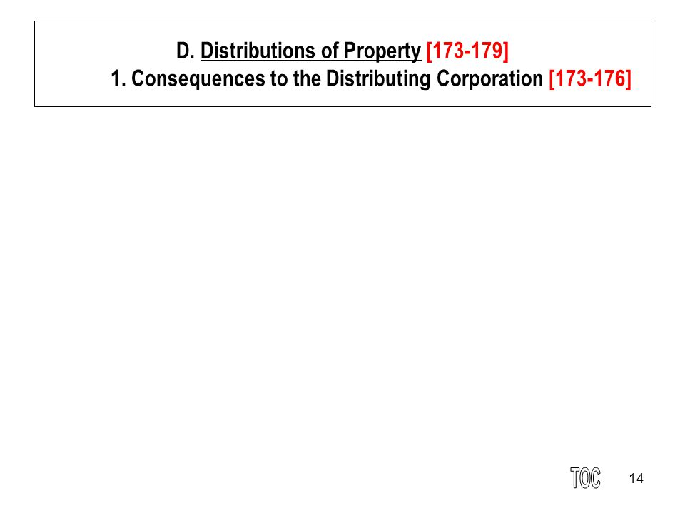 D. Distributions of Property [173-179] 1